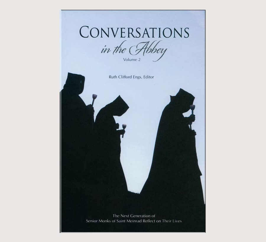 Conversations in the abbey 2 saint meinrad archabbey gift shop conversations stopboris Gallery